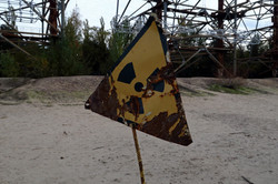 Exclusion Zone 136 - Radar Duga-1 Radiat