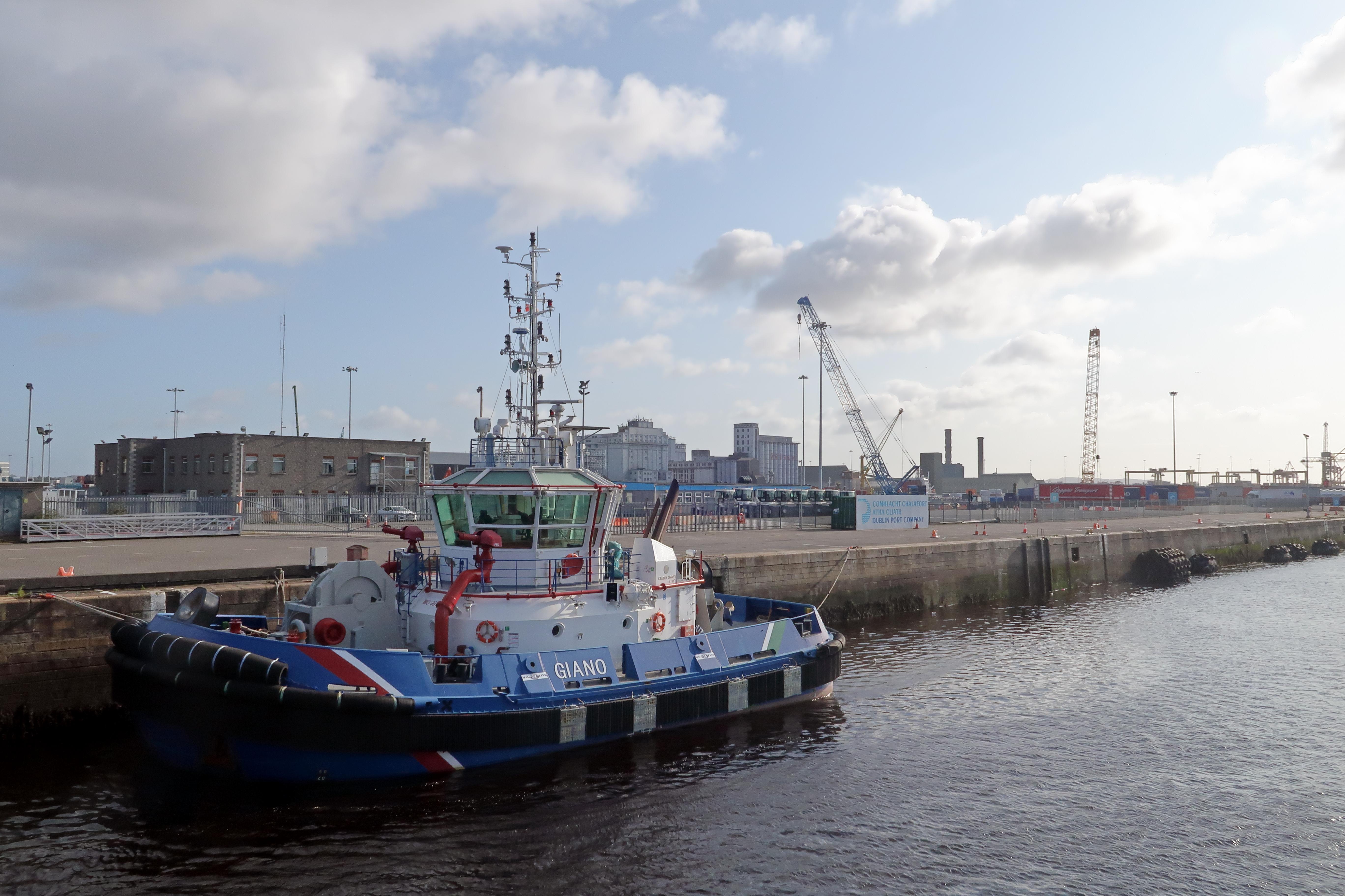 11 Dublin East Quay