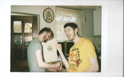 Instax Mini Brothers Lads