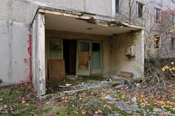 Exclusion Zone 50 - Building Entrance
