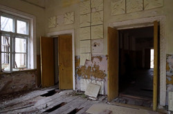 Exclusion Zone 12 - The Hall Entry