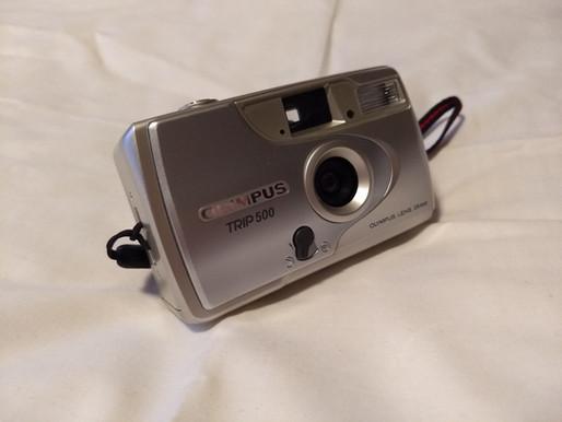 Compact Camera Club - Olympus Trip 500