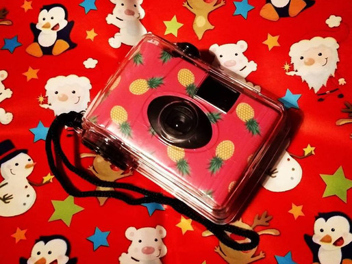 The worst disposable camera I've ever used... but I'm not surprised.