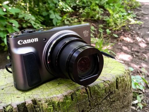 New Camera: Canon Powershot SX720 HS
