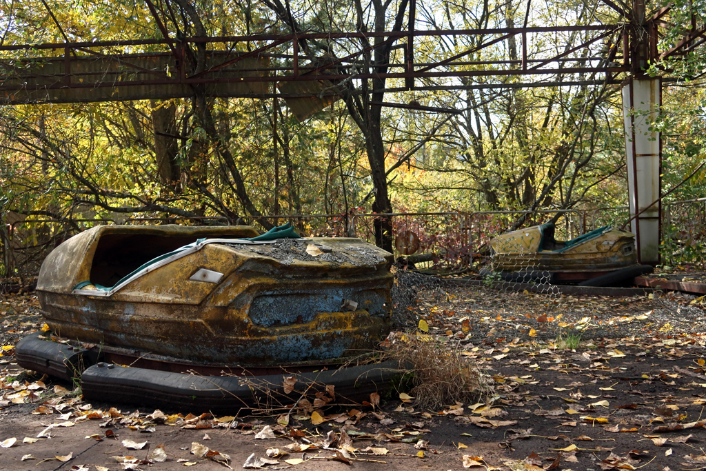 Exclusion Zone 70 - Dodgem Cars