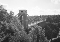 35mm Clifton Suspension Bridge