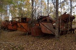 Exclusion Zone 98 - Kopachi abandoned ve