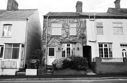 35mm Nuneaton Ivy Overgrown House