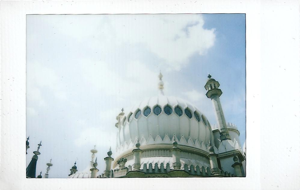 Instax Mini Brighton Pavilion
