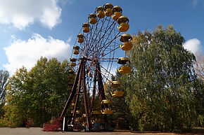 Exclusion Zone 66 - Pripyat Ferris Wheel