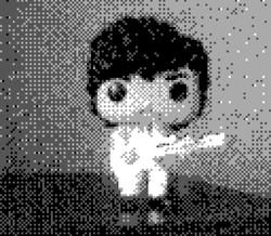 game boy camera - prince funko pop