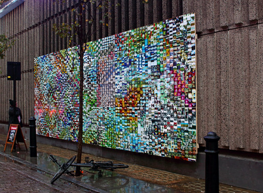 Lomography London Lomowall