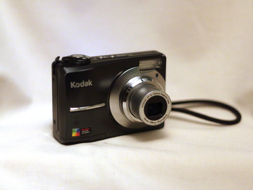 Kodak C613 - revisiting my old Compact Digital