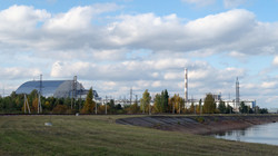 Exclusion Zone 94 - Chernobyl Panoramic.