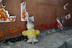Exclusion Zone 45 - Rabbit Toy