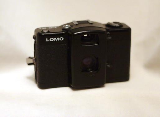 Compact Camera Club - Lomo LC-A+