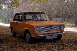 Exclusion Zone 108 - Ukrainian Car