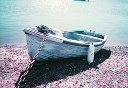 35mm Xpro Rowing Boat Mersea