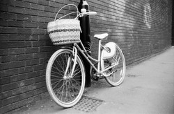 35mm Leamington Spa Vintage Bicycle