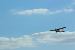 Baginton Airplane