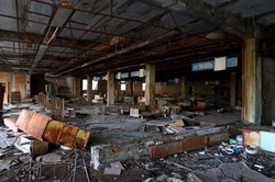 Exclusion Zone 81 - Abandoned Superstore