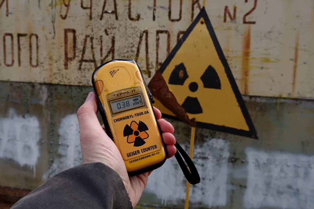 Exclusion Zone 106 - Kopachi Radiation