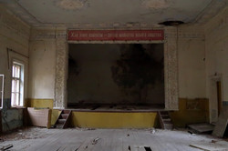 Exclusion Zone 14 - The Main Hall
