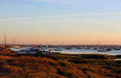 West Mersea Sunset Estuary