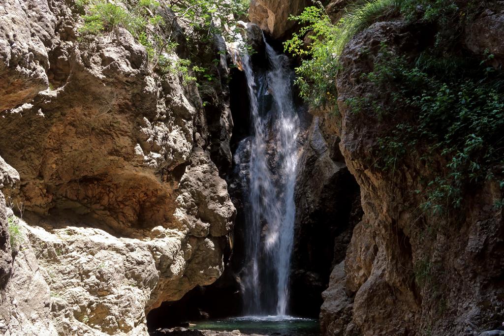 Cascate Catafurco Sicily