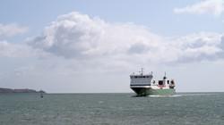 05 Dublin Bay Ferry Crossing