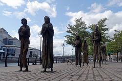 23 Famine Memorial