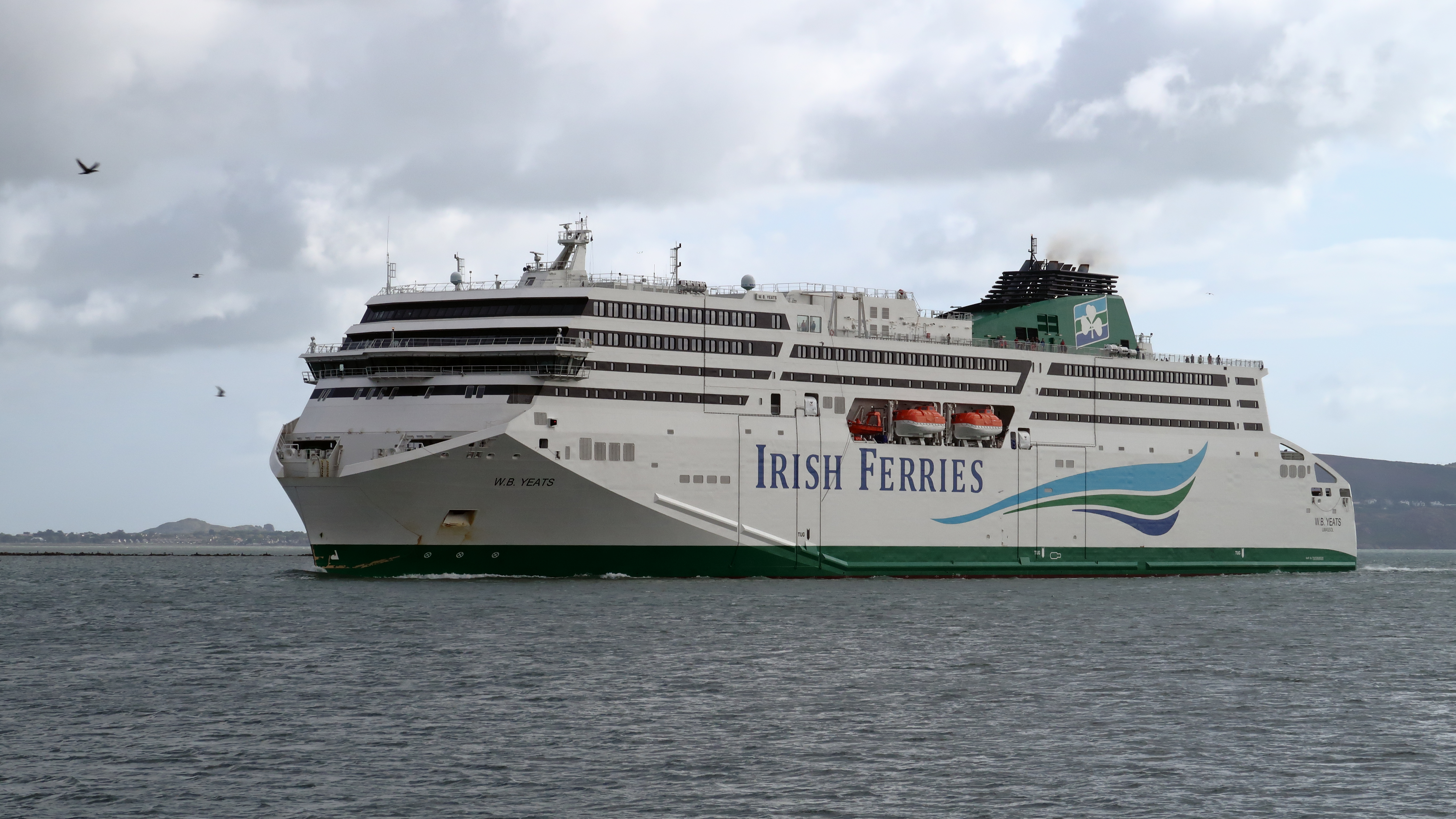 07 Irish Ferries