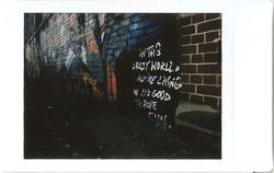 Instax Mini Digbeth Graffiti