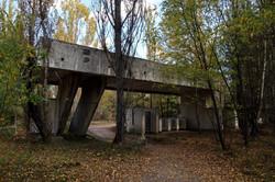 Exclusion Zone 55 - Abandoned Walkway