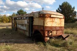 Exclusion Zone 104 - Kopachi Buses