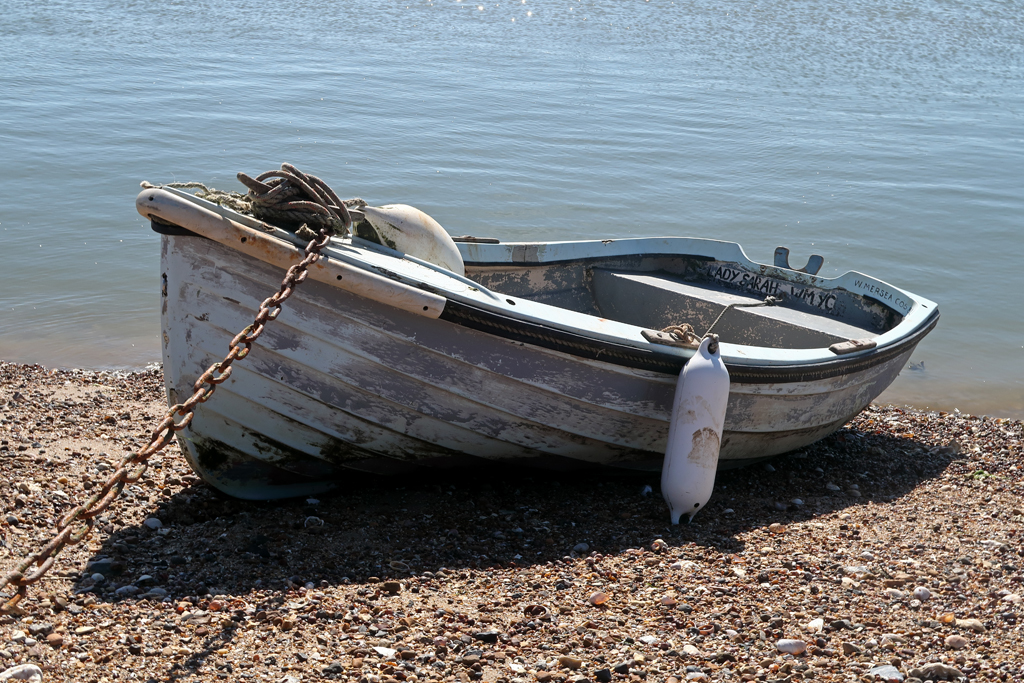 Mersea Rowboat