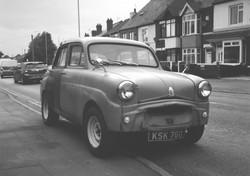 35mm Vintage Car