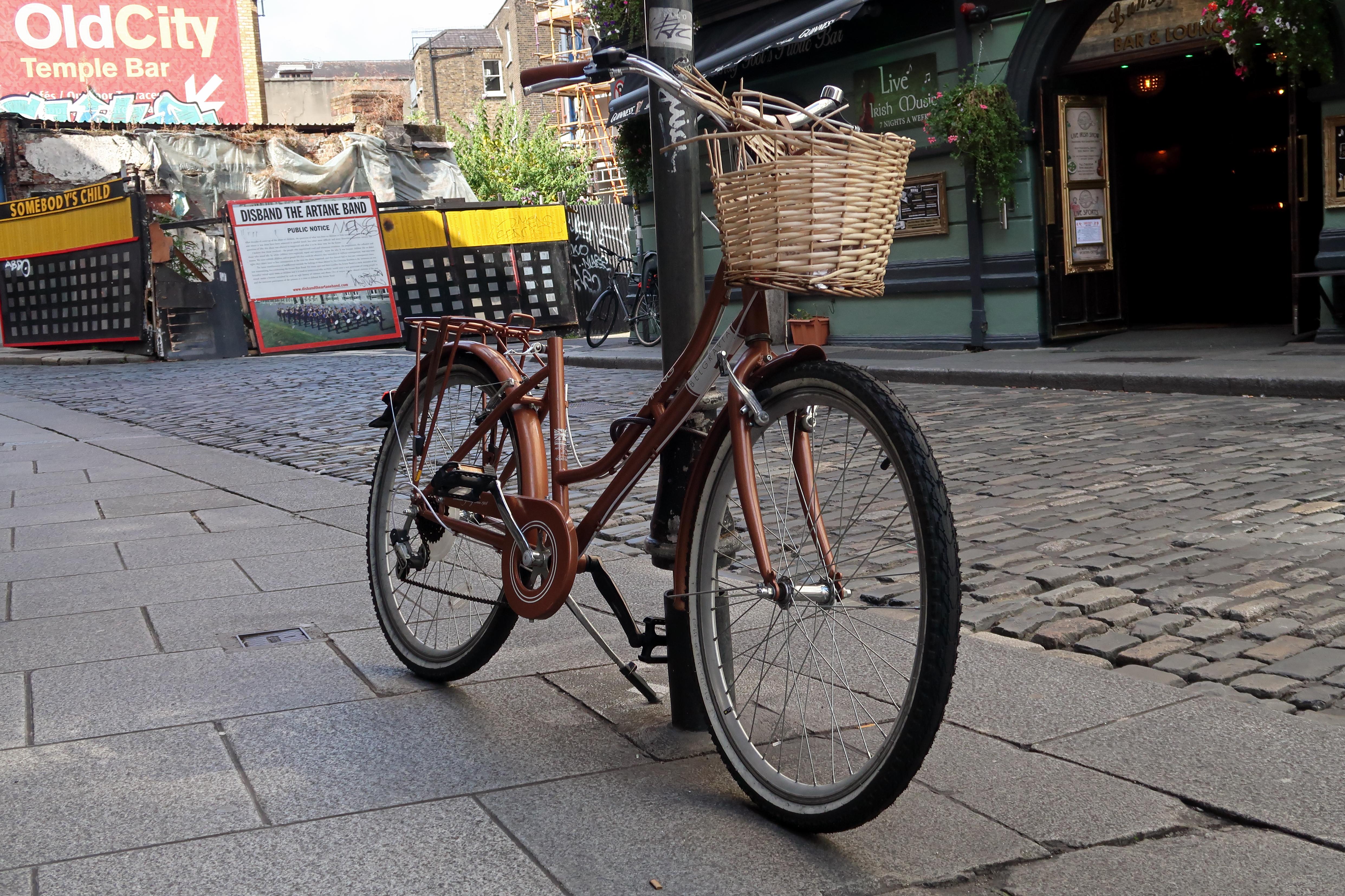 33 Dublin Bike