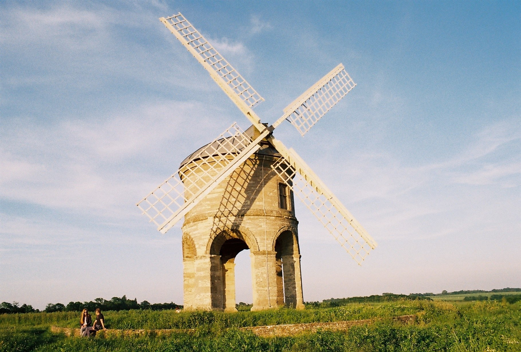 35mm Chesterton Windmill