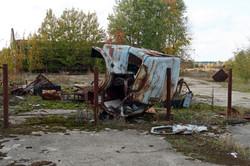 Exclusion Zone 100 - Scrap Metal