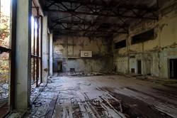 Exclusion Zone 23 - Pripyat Basketball C