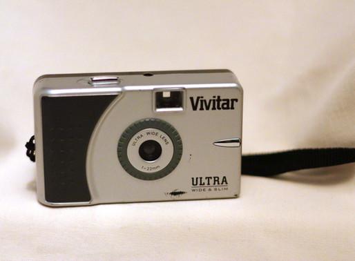 Compact Camera Club -  Vivitar Ultra Wide & Slim