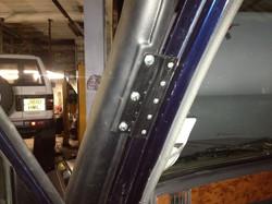 windscreen pillar bracket fitted (1)