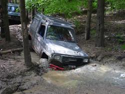 Fourtrak's Ambitious Mud Hole