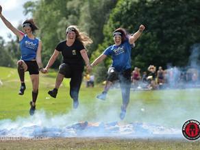 Spartan Sprint & Super Manchester, 4th July 2015