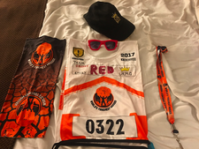World's Toughest Mudder 2017