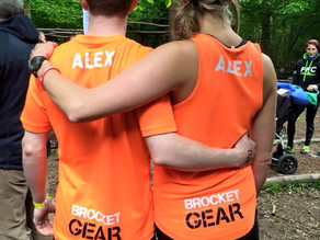 Alex and Alex – A Mudstacle Sprint Series Race