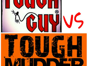 Tough Guy Vs. Tough Mudder