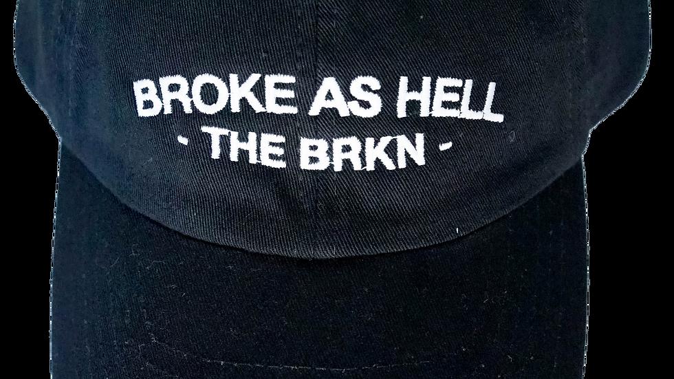 DAD HAT (BLACK)