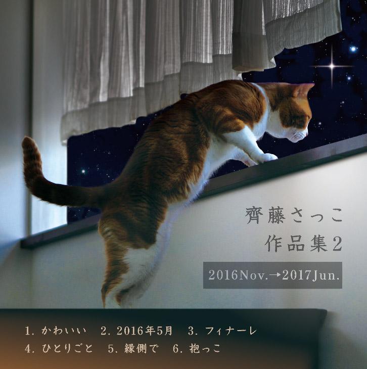 作品集2 2016 Nov.-2017Jun.